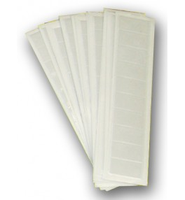 "2"" Category Receipt Sleeves"