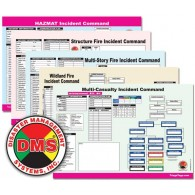Incident Command Worksheet Multi-Pack Refill