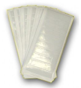 "4"" Evacuated Receipt Sleeves"