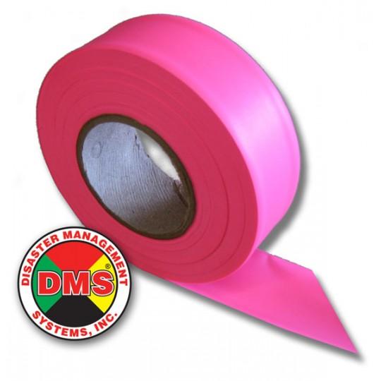 Triage Ribbon Roll, CONTAMINATED Magenta
