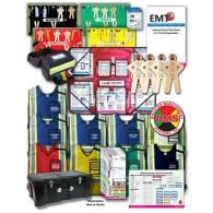 MCI Tabletop Training Kit Optimized for EMT3™