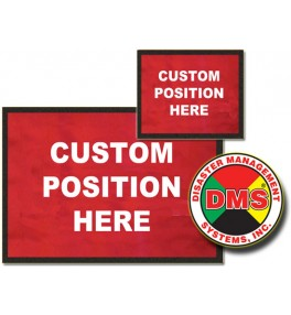 Dynamic Placard Set - Red