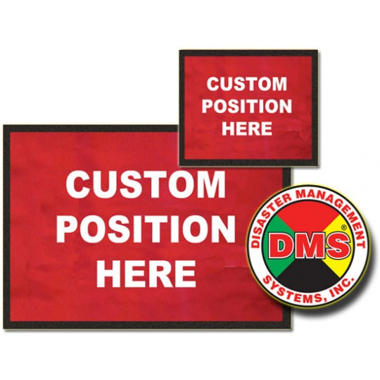 Dynamic Placard Set - Red