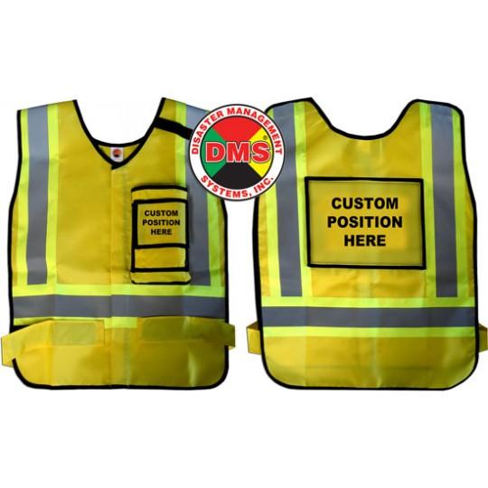 Dynamic Vest - Yellow