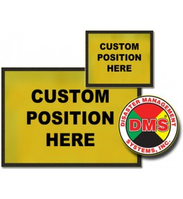 Dynamic Placard Set - Yellow