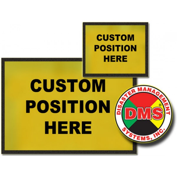 Dynamic Placard Set Only - Yellow
