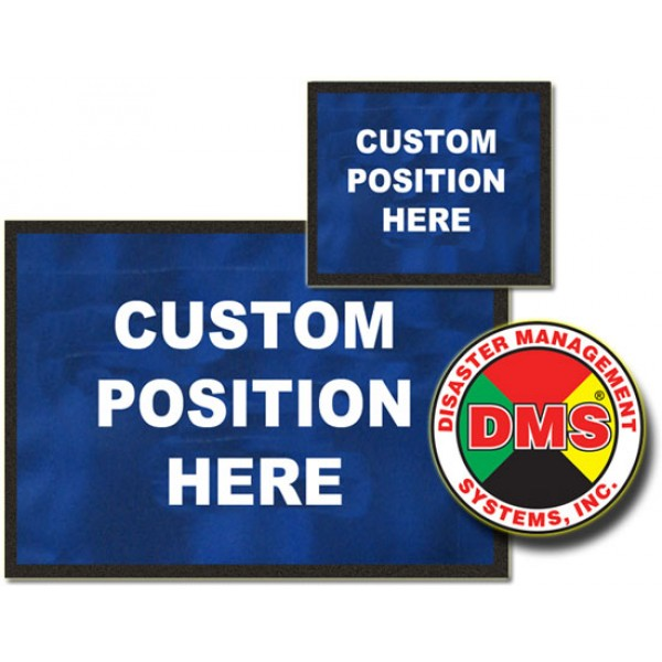 Dynamic Placard Set Only - Blue