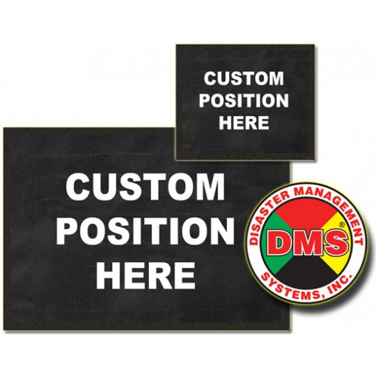 Dynamic Placard Set  - Black