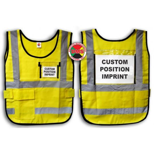Window Vest - Yellow