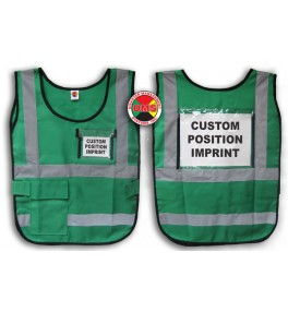 Window Vest - Green