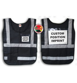 Window Vest - Black