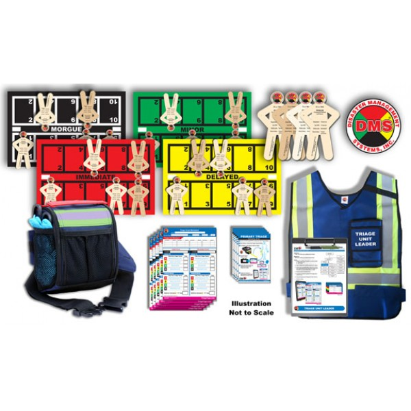 CERT MCI Tabletop Training Kit_