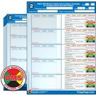 Evac123® HICS 255 Transportation Step 2 Receipt Holder Refill Pack SNF
