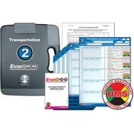 Evac123® HICS 255 Transportation 2 Package Skilled Nursing Facilities