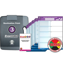 Evac123® Destination Step 3 Package