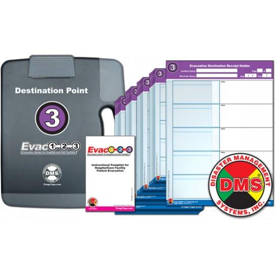 Evac123® Destination Step 3 Package