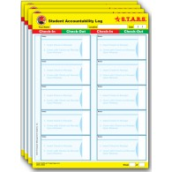 Student Accountability Log Pack for S.T.A.R.S.