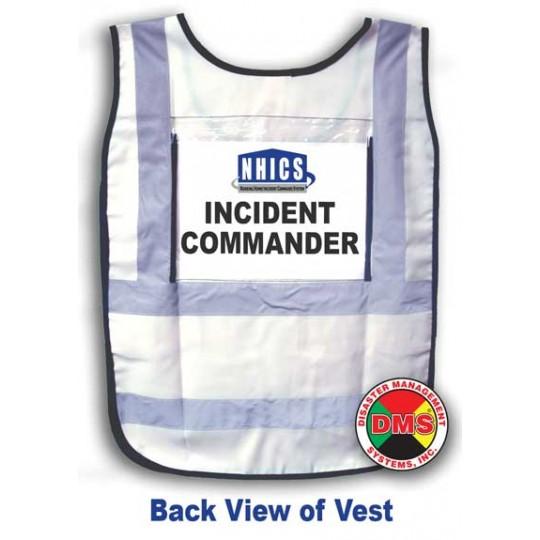 NHICS Nursing Home Incident Command Vest Kit - 10 Position