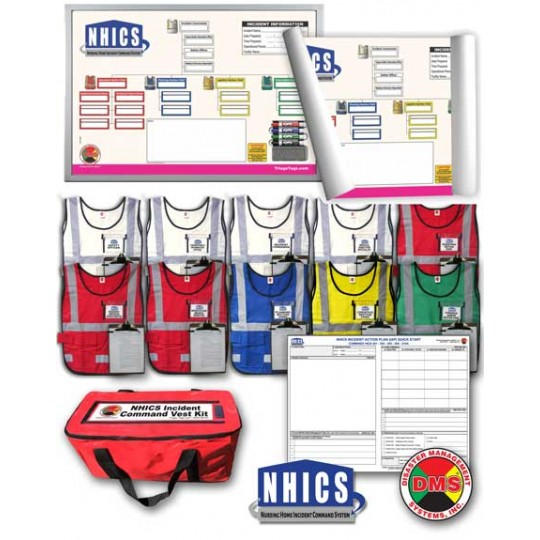 NHICS Nursing Home Incident Command Toolkit Package