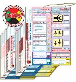 Evac123® Pediatric Evacuation Tag