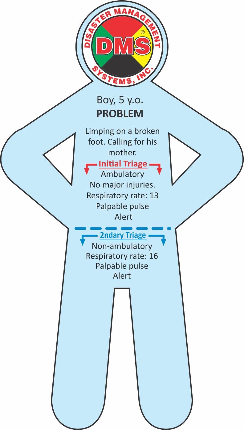 Pediatric Victim 5
